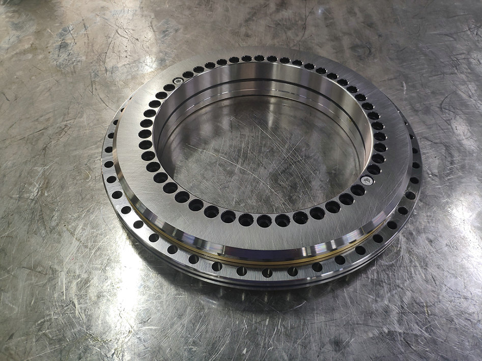 YRT80 Rotary table bearings www.hyzcbearing.com